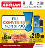 Auchan - Più conveniente non si può