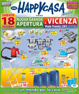 HappyCasa   - Nuova Grande Apertura a Vicenza