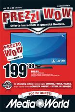 Mediaworld - Prezzi Wow