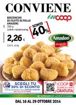 Supermercati Coop - Conviene inCoop Liguria