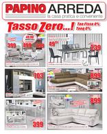 Papino Arreda - Tasso Zero...!