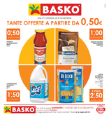 Basko - Tante offerte a partire da 0,50€