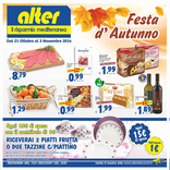 Alter Discount - Festa d'autunno