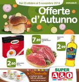 A&O - Offerte d'autunno
