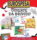 Eurospesa - Offerte da brividi!