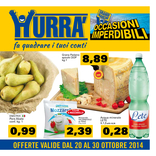 Hurrà Discount - Occasioni imperdibili