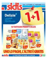 Sidis - 1+1