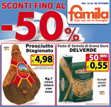 Famila - Sconti fino al 50%