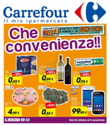 Carrefour Ipermercati - Che convenienza!