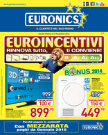 Euronics - Euroincentivi