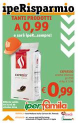 Iperfamila - Tanti prodotti a 0,99 euro!