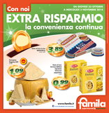 Famila Superstore - Con noi EXTRA RISPARMIO