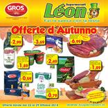 Leon - Offerte d'Autunno