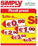 Simply Market - Piccoli prezzi