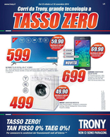 Trony - Tasso Zero