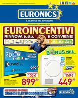 Euronics - Euroincentivi! Speciale grandi elettrodomestici