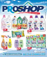 Proshop - La qualità che conviene