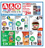 A&O - Sconti oltre il 30%