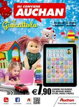 Auchan - Il giocattolo