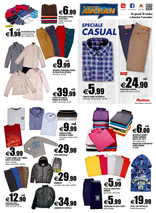 Auchan - Speciale casual