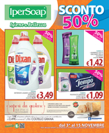 IperSoap - Sconto 50%