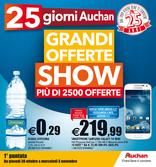 Auchan - 25 giorni tecno