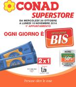 Conad Superstore - Ogni giorno è Operazione Bis