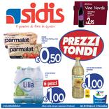 Sidis - Prezzi tondi