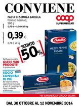 Supermercati Coop - Conviene Coop liguria