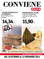 Supermercati Coop - Conviene Coop Lombardia