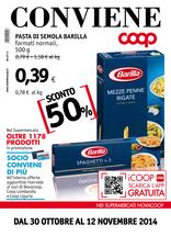 Supermercati Coop - Conviene Coop Novacoop
