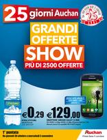 Auchan - 25 giorni Auchan