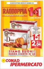 Conad Ipermercato - 1+1 Gratis