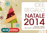 Altasfera - Idee regalo Natale 2014