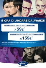 Ottica Avanzi - È ora di andare da Avanzi