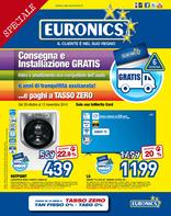 Euronics - Consegna e installazione gratis