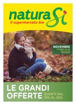 NaturaSì - Offerte novembre 2014