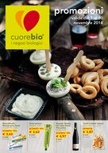 CuoreBio - Promozioni novembre 2014