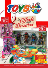 Toys Center - Le offerte sono desideri