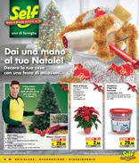 Volantino SELF - Dai una mano al tuo Natale!
