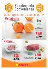 Conad City - Supplemento Convenienza