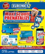 Euronics - Maxi Sconti Prenatalizi