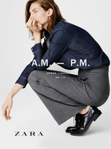 Zara - Woman Lookbook aw.14