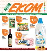 Ekom - Tanti articoli a 1 euro