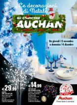 Auchan - Le decorazioni di Natale