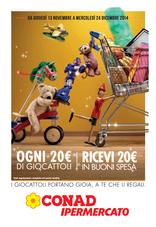 Conad Ipermercato - Catalogo giocattoli