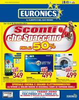 Euronics - Sconti che sparano fino al 50%