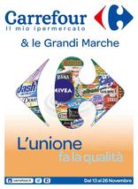 Carrefour Ipermercati - Carrefour e le grandi marche