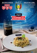 Volantino Lidl - Deluxe: gastronomia Lidl