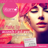 LillaPois - Il Make Up accende l'autunno